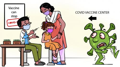 Did You Get Your Vaccine?