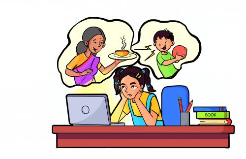 Munching Online Classes