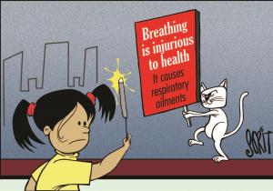 Breathing is Injurious