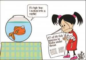 A Fishy Threat