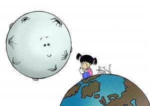 No Moon, No Life!