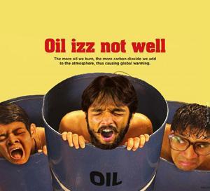 Oil Izz Not Well