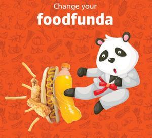 Change Your Foodfunda