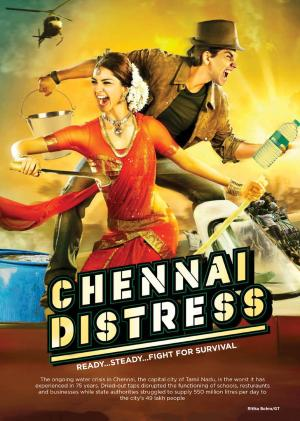 Chennai distress: Ready… Steady… Fight for survival