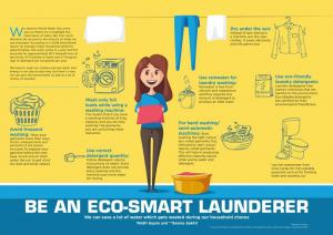 Be an eco-smart launderer