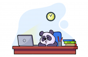 Classroom in the Time of PANDAmic!
