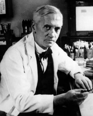 Discovering Penicillin: Alexander Fleming (1881-1955)
